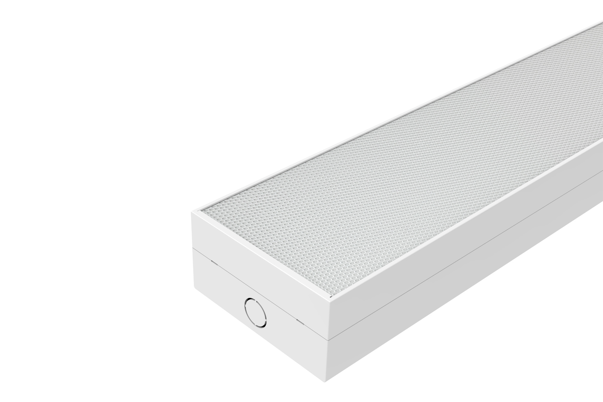Linear Light: W120mm Gentle Batten