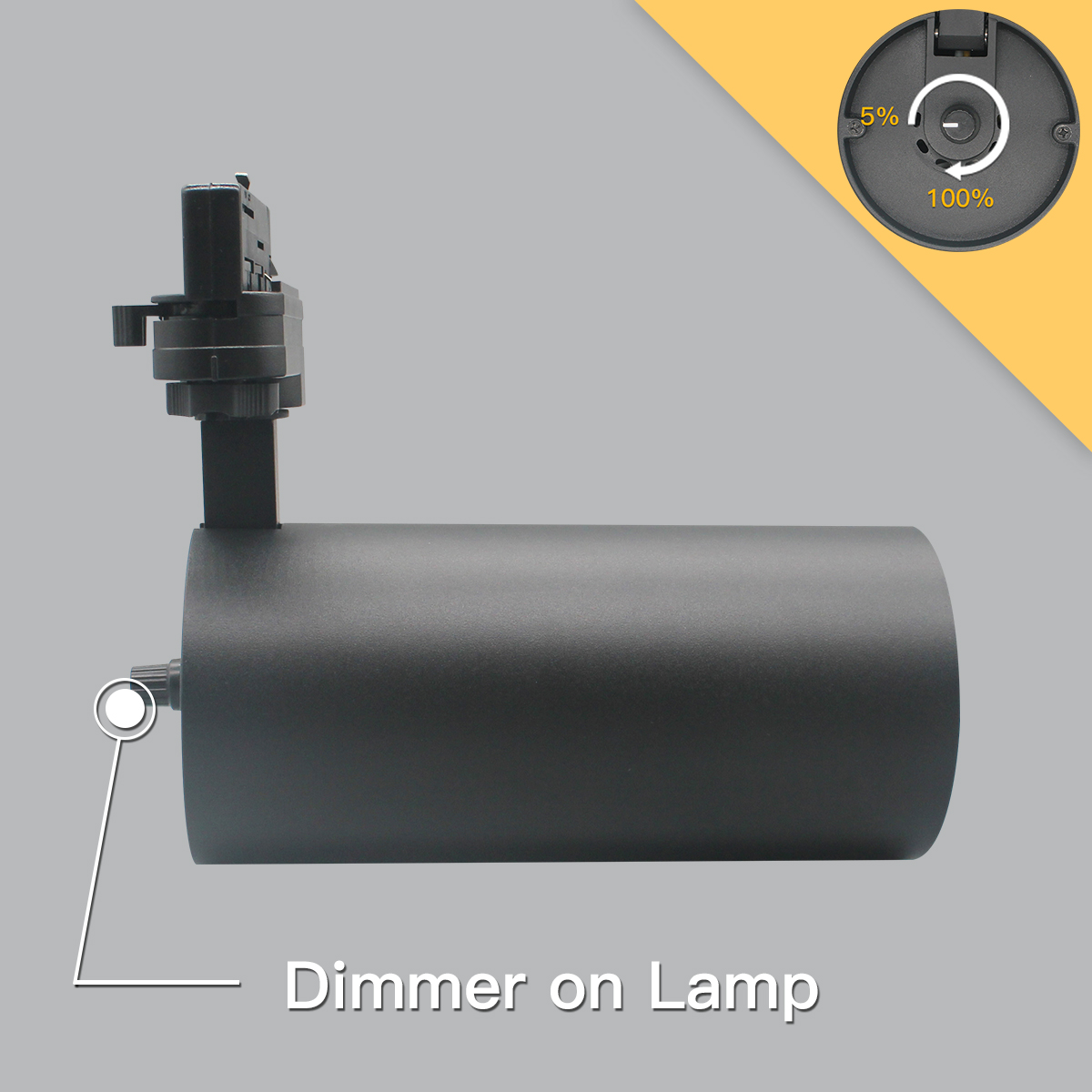 TLG Dimmer on Lamp