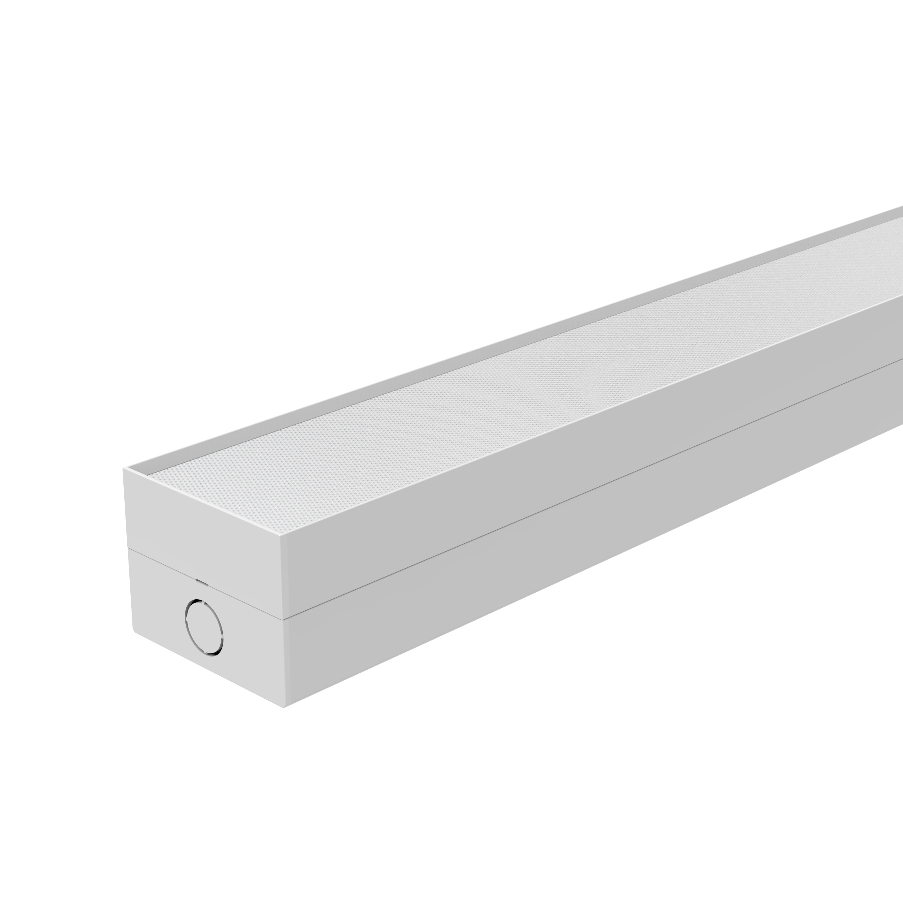 Linear Light: W80mm Gentle Batten