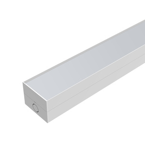 Linear Light: W80mm Frosted Batten